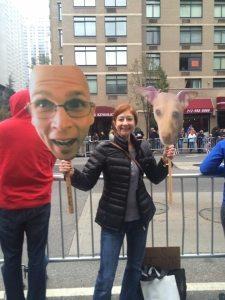 Karen Marathon Signs