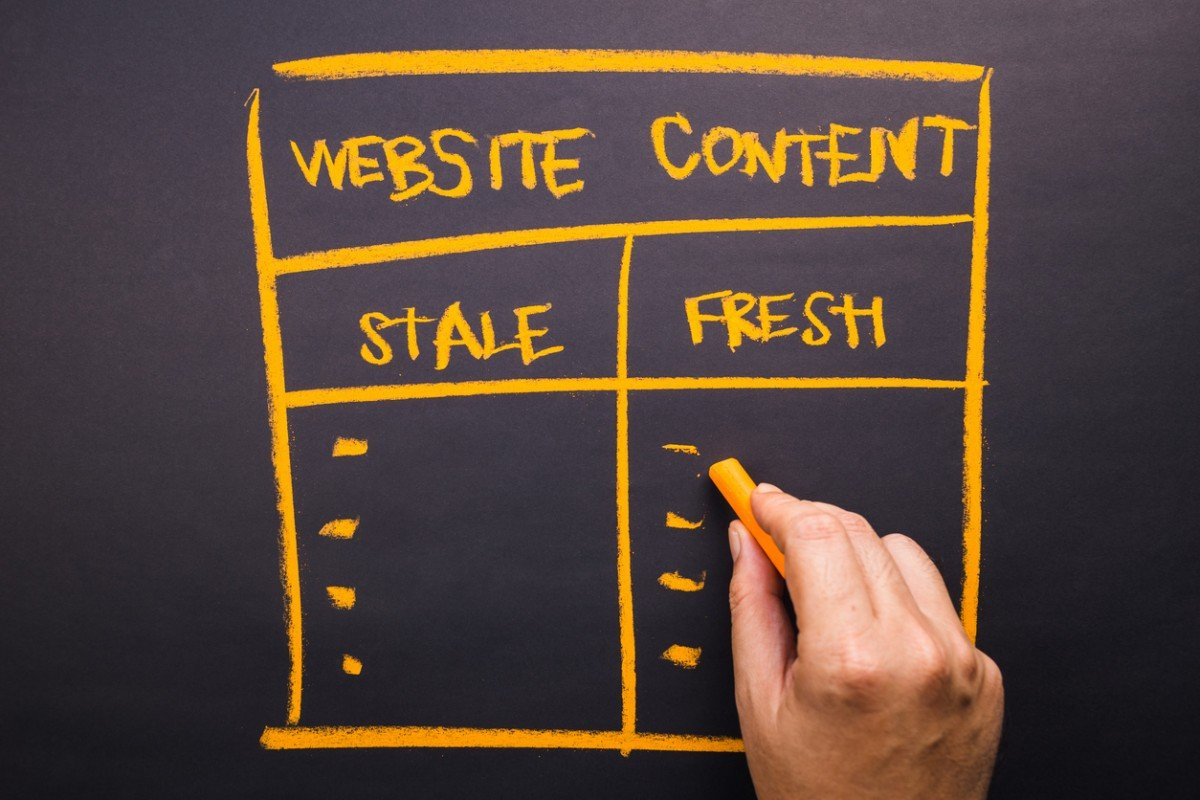 Refresh Your Content in 2018: It May Be Your Biggest Problem