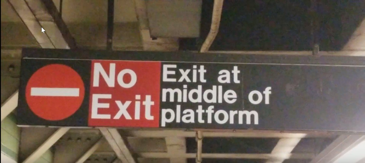 NYC Technical SEO in the Manhattan Subway: Get Found