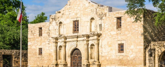 Texas SEO at the Alamo