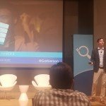 Andrew Garberson speaks at SMX Advanced