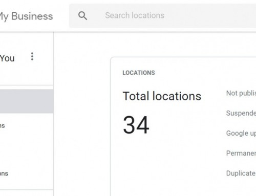 Early Thoughts on New Google My Business Agency Dashboard