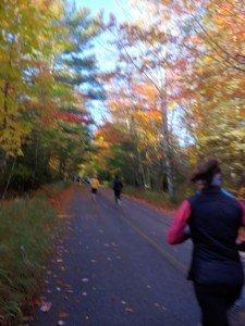 MDI Maine Road marathon