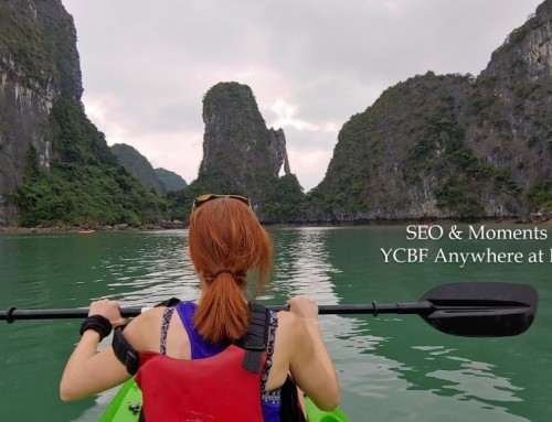 Vietnam SEO at Ha Long Bay in YCBF Anywhere