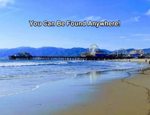 You Can Be Found Anywhere – SEO at the Santa Monica Pier
