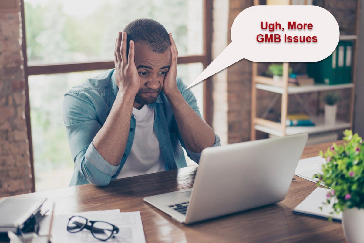 GMB Issues