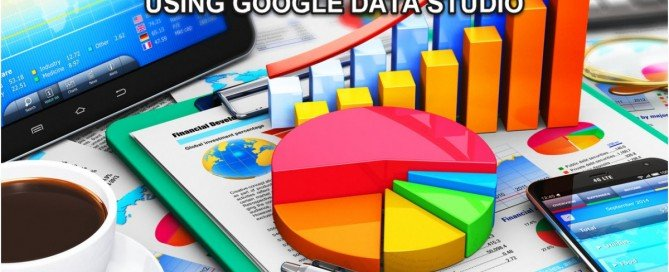 Using Google Data Studio to Combine Data