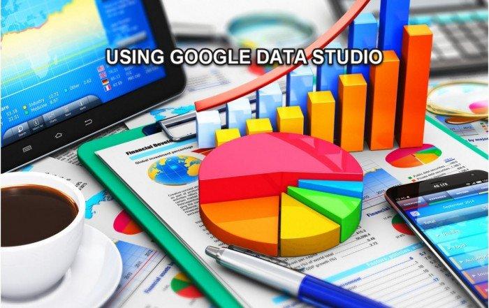 Using Google Data Studio to Combine Data