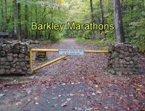 Dentist Outlasts Field at 2019 Barkley Marathons