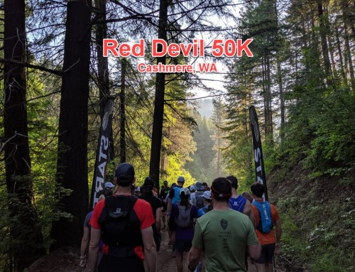 Red Devil 50K – Lots of First for this Old Trail Runner