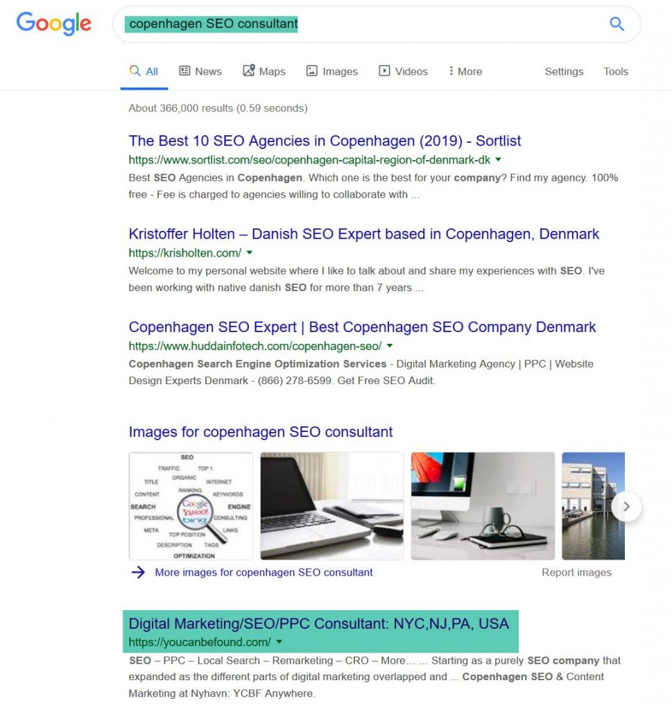 Specific, Helpful Posts Increase SEO Presence - Strength