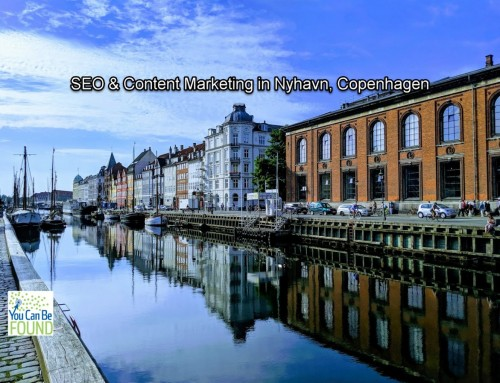 Copenhagen SEO & Content Marketing at Nyhavn: YCBF Anywhere