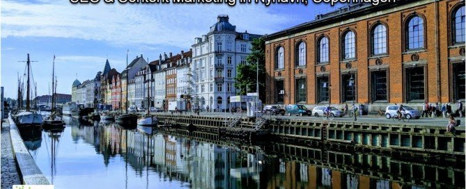 Nyhavn Copenhagen YCBF Anywhere: SEO & Content Marketing
