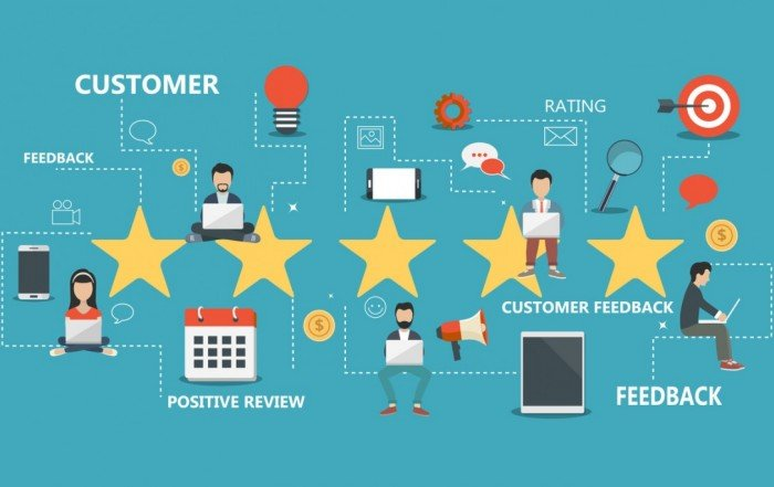 Reviews Feedback Factors