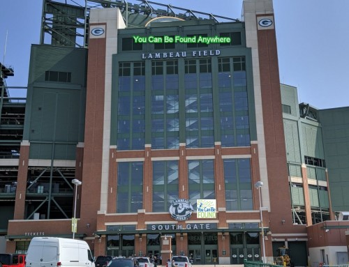 Lambeau Field in Green Bay: Digital Marketing/SEO YCBF Anywhere