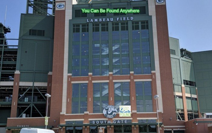 Lambeau Field Digital Marketing/SEO YCBF Anywhere