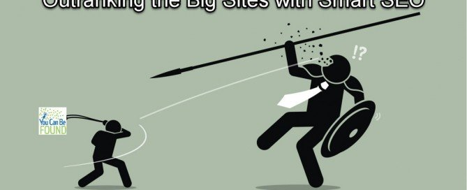 Small Business SEO Outranking Big Sites