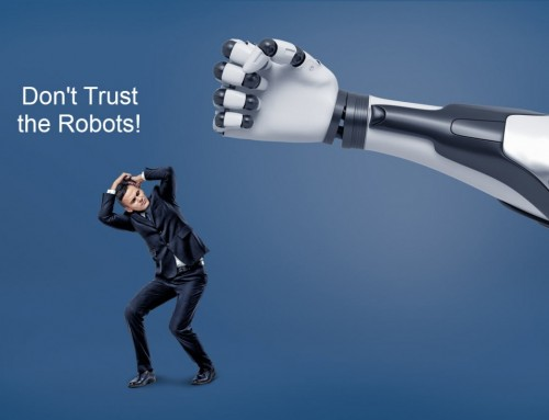 Small Business Owners Beware the Robots with Google Ads and SEO