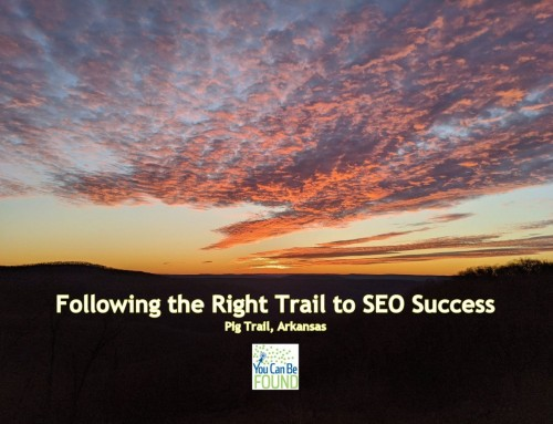 Arkansas SEO Trail for Success: YCBF Anywhere