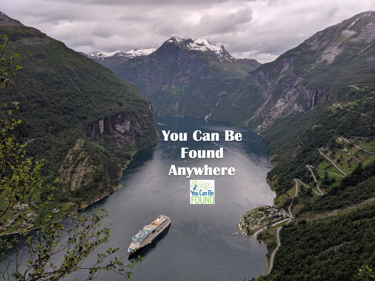 You Can Be Found Anywhere 7 Sisters