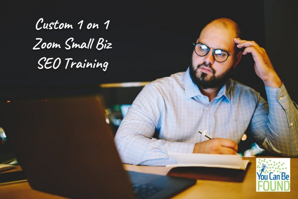 Zoom SEO Training