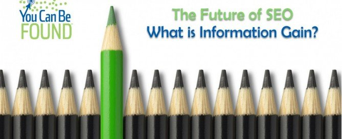 Information Gain for SEO