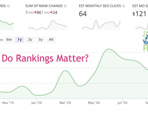 Do Small Business SEO Rankings Matter?