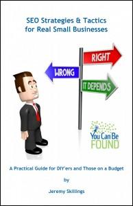 Small Business SEO Tactics Ebook